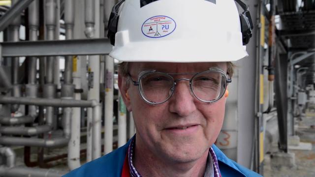 Genomineerde Plant Manager of the Year 2014: Ronny van de Lavoir, Dow
